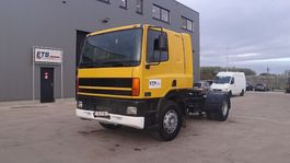 standaard trekker DAF 85 CF 430 (6 CYLINDER ENGINE WITH MANUAL PUMP / EURO 2) 2000