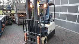 vorkheftruck Crown SC 3016 triplo530 freelift zeer nette truck