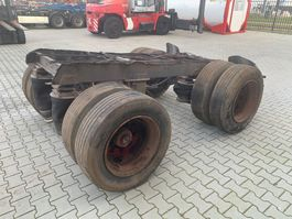 overig onderdeel SAF 2 axles + double-tires