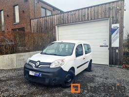 gesloten bestelwagen Renault 2014