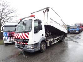 kipper vrachtwagen > 7.5 t DAF LF 160.12 KIPPER 2010