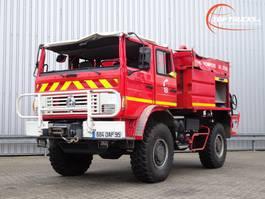 Motor vrachtwagen onderdeel Renault M 210 Midliner 4x4 fire brigade - brandweer - watertank 3500 - Ongeval, ... 2001