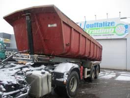 kipper oplegger Lecitrailer Benne 2 essieux acier / 2 axles steel tipper 2003