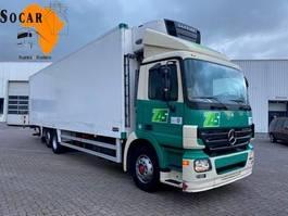 koelwagen vrachtwagen Mercedes-Benz ACTROS 2532 L 6X2  FRIGO (THREE PEDALS) 2006