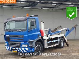 containersysteem vrachtwagen DAF CF 85 340 4X2 Manual Euro 3 2006