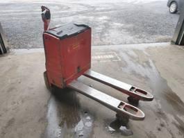 pallettruck Linde T16 Transpallet Elektrisch 2013