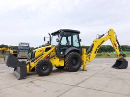 graaflaadmachine New Holland B80B 4/1 bucket / unused 2019