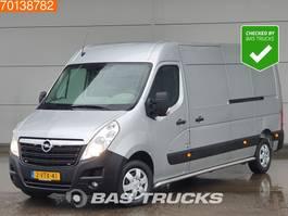 gesloten bestelwagen Opel Movano 2.3 CDTI 145PK Dubbele schuifdeur Airco Cruise Trekhaak L3H2 12m3 A/C To... 2012