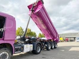 overige vrachtwagen aanhangers Langendorf SKS-HS 24/28 Stahlmulde ca. 26m³ SKS-HS 24/28 Stahlmulde ca. 26m³, Liftac 2013