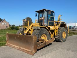 wieldozer Caterpillar 824G Wheel Dozer 2003