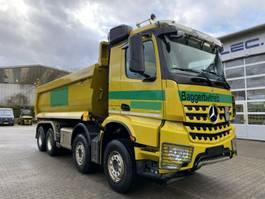 kipper vrachtwagen > 7.5 t Mercedes-Benz Arocs 4146 8x4 Euro 6 Meiller Muldenkipper TOP!