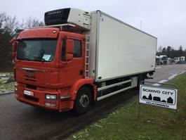 koelwagen vrachtwagen MAN TGM 18-340 4x2 BL 2012