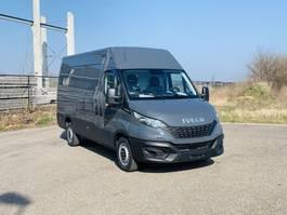 gesloten bestelwagen Iveco Iveco Daily 35S18HA8V 12m3 AUTOMAAT 2021