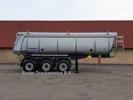 kipper oplegger Schmitz Cargobull SKI 24 SL 7.2 - Geïsoleerd - Schoteldruk 15T - Inhoud 28m3 2021