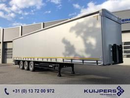 schuifzeil oplegger Kögel / 2019 / 3-Assige Schuifzeil / Liftas / Laadlift 2000 kg 2019