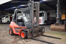 vorkheftruck Linde H80 D, Sideshift, Truckcenter Apeldoorn 2014