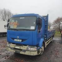 bakwagen vrachtwagen Renault Midlum 180 2001