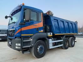 kipper vrachtwagen > 7.5 t MAN 33.400 TGS 6x4 2008