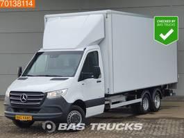 gesloten bestelwagen Mercedes-Benz Sprinter 516 CDI BE Combi 2500kg netto laden 520cm laadbak BE rijbewijs A/C Cruis... 2021