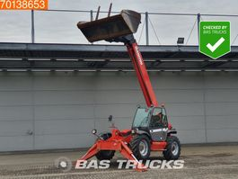 starre verreiker Manitou MT1340 BUCKET AND FORKS 2006