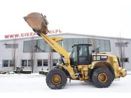 wiellader Caterpillar 950M , 19t , bucket 4,5m3 , auto-greasing , joystick , A/C 2016