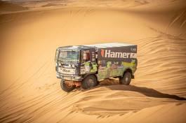 overige vrachtwagens DAF CF Rally-Raid Dakar Original Factory truck! 2003