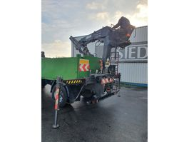 Kraan vrachtwagen onderdeel Hiab 105 K HIAB 105 K crane 1999