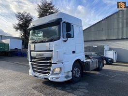 standaard trekker DAF XF 106.460 INTARDER - HYDRAULIEK - TOP CONDITION 2014