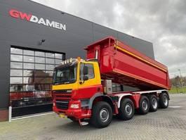kipper vrachtwagen > 7.5 t Ginaf X 5450 S 10x8 Euro 5 2009