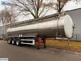 tankoplegger MAISONNEUVE Chemie 32428 liter, Drum brakes 1998
