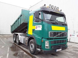 containersysteem vrachtwagen Volvo FH 440 E 5 manual lames/steel 2007