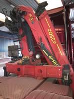 hout-schrootkraan Palfinger 250 Z 2004