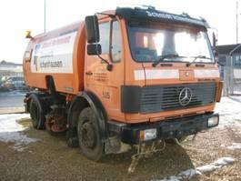 veegmachine Mercedes-Benz 1414 Kehrmaschine