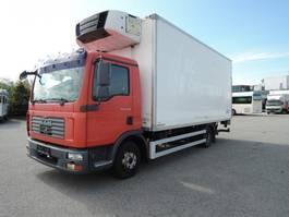 koelwagen vrachtwagen MAN MAN - kølekasse med lift TGL 12.210 2008