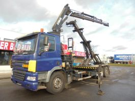 containersysteem vrachtwagen DAF CF 75.310 6X2 2005