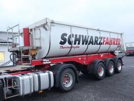 kipper oplegger Langendorf SKS-HS 24/30 24m³ Stahl Thermo Asphalt 1.350 mm 2015