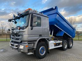 kipper vrachtwagen > 7.5 t Mercedes-Benz ACTROS 2660 V8 6X4 EURO 5  RETARDER HUBREDUCTION 2012