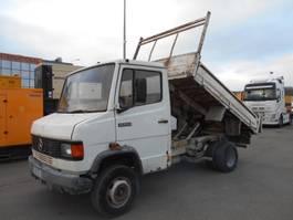 kipper vrachtwagen > 7.5 t Mercedes-Benz 709D 1988
