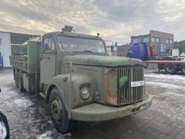 oldtimer vrachtwagen Scania Scania Vabis