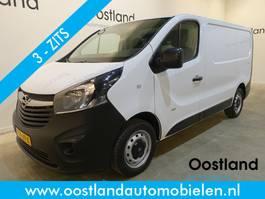 gesloten bestelwagen Opel Vivaro 1.6 CDTI L1H1 115 PK / Airco / Cruise Control / 3-Zits / Standkac... 2016