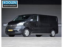 gesloten bestelwagen Opel Vivaro 1.6 CDTI L2H1 DC Sport EcoFlex 2015