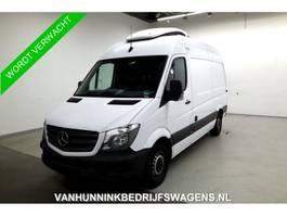 koelwagen bestelwagen Mercedes-Benz Sprinter 316CDI L2H2 Koelwagen Dag & Nacht Airco, Cruise, PDC, 270gr Deur! NR. B940* 2017
