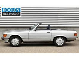 cabriolet auto Mercedes-Benz SL-klasse 300SL cabriolet 1986