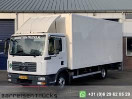 bakwagen vrachtwagen MAN TGL 8.180 - TOP CONDITION! 2 UNITS IN STOCK! 2008
