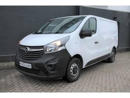 gesloten bestelwagen Opel Vivaro 1.6 CDTI L1H1 - Airco - Navi - cruise - € 9.950,- Ex. 2016
