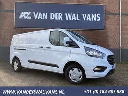 gesloten bestelwagen Ford Transit Custom 300 2.0TDCI 130PK L2H1 Trend Airco, DAB, Cruisecontrol, Stoelverw... 2018