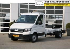 chassis cabine bedrijfswagen MAN TGE 5.180 (3,5T) 2.0 TDI 177PK L4H2 RWD DL AUTOMAAT MEDIAPAKKET NAVIGATI... 2021
