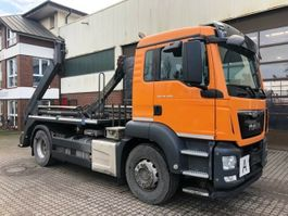 wissellaadbaksysteem vrachtwagen MAN 18.400 TGS Meiller AK 12 MT AHK Euro 6 2016