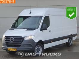 gesloten bestelwagen Mercedes-Benz Sprinter 316 CDI 160PK L3H2 Airco Trekhaak L3H2 15m3 A/C Towbar 2019