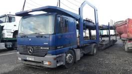 autotransporter oplegger Mercedes-Benz Actros 2000